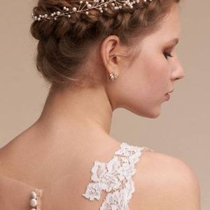 BHLDN Chantil Halo Hair Piece